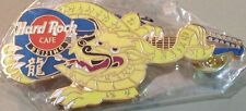 Hard Rock Cafe BEIJING 2000 New Year of the DRAGON PIN Blue Guitar - HRC #1058