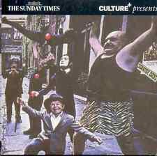 DOORS: STRANGE DAYS - UK PROMO CD - FULL ALBUM