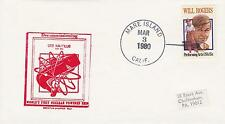 USS NAUTILUS SSN-571 DECOMMISSIONED NAVAL EVENT COVER 3/3/80 MILITARY