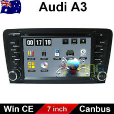 7 inch AUDI A3 Win CE Car DVD GPS Stereo Player Head Unit 2003-2014
