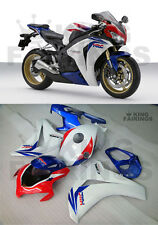 New White Blue Red Injection ABS Fairing Fit for Honda 2008-2011 CBR1000RR h14