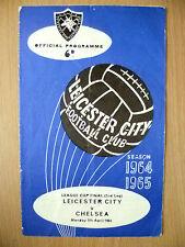 1965 League Cup FINAL 2nd Leg- CHELSEA v LEICESTER CITY, 5 April (Original)