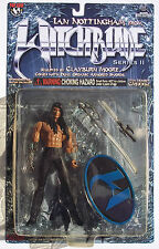 WITCHBLADE. SERIES II. IAN NOTTINGHAM ACTION FIGURE. NOC. MOORE COLLECTIBLES