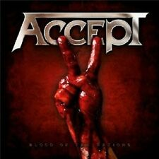 "ACCEPT ""BLOOD OF THE NATIONS"" CD NEU"