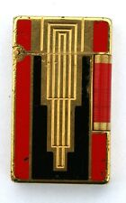"S.T.DUPONT FEUERZEUG ""ART DECO"" LIMITED EDITION 1996 REVISION 2015 LIGHTER"