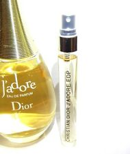 Christian Dior J'adore Eau de Parfum 10ml Glass Sample Travel EDP Spray 0.33oz