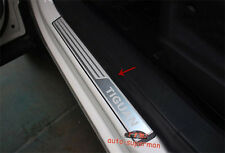 Door sill scuff plate For vw Tiguan 2009 2010 2011 2012 2013 2014