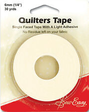 Sew Easy Quilters Tape 6mm 30 Yards - ER394