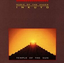 Inkuyo  Temple of the Sun (Music of the Andes) FORTUNA RECORDS CD 1992