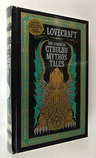NEW~ H P Lovecraft S T Joshi 'THE COMPLETE CTHULHU MYTHOS' Cthulhu Rising Poster