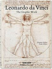 Leonardo Da Vinci - The Graphic Work by Johannes Nathan and Frank Zöllner...