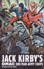Jack Kirby's O.M.A.C.-ExLibrary