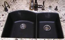 Granite Composite 60/40 Kitchen Sink