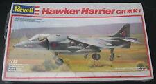 REVELL 4170 - Hawker Harrier GR MK1 - 1:72 - Flugzeug Modellbausatz - Model Kit