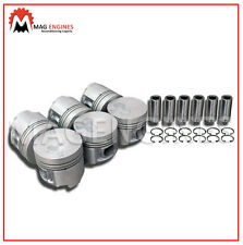 PISTON & RING SET NISSAN TD42 TD42-T II FOR PATROL CIVILIAN SAFARI 4.2 LTR 96-04