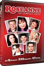 Roseanne ~ Complete Series ~ Season 1-9 (1 2 3 4 5 6 7 8 9)~ NEW 27-DISC DVD SET