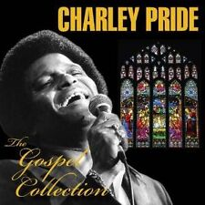 "CHARLEY PRIDE CD ""The Gospel Collection"" - 20 tracks COUNTRY GOSPEL"