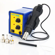 GAOYUE 858 110V 50Hz 400W SMD Rework Electric Soldering Station Hot Air Gun Kit
