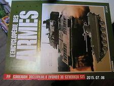 µµ ATLAS Encyclopedie des Armes n°44 Vehicules Combat Infanterie Moderne