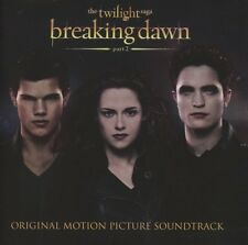 THE TWILIGHT SAGA-BREAKING DAWN-PART2  CD  14 TRACKS SOUNDTRACK  NEU
