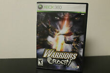 Warriors Orochi  (Xbox 360, 2007) *Tested
