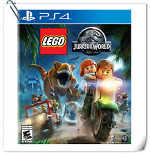 PS4 LEGO Jurassic World SONY PLAYSTATION Action Warner Home Video Games