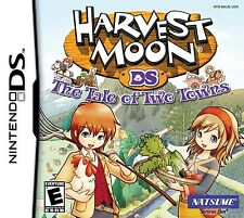 Harvest Moon: The Tale of Two Towns [Nintendo DS DSi NDS NDSi, Video Game] NEW