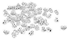 5 Pairs 925 Massiv Sterling-silber Schmetterling Ohrhaken/Schriftrollen