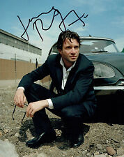 James PUREFOY SIGNED Photo AFTAL Autograph COA Mark ANTONY Solomon KANE