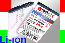 Batteria per BLACKBERRY JS1 J-S1 9220 9230 9310 9320 CURVE da 1500 MAH A LITIO