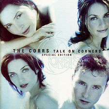 The Corrs Talk On Corners (99 Special Edition) (CD, Dec-1999, Lava Records
