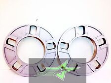 2 1/2 INCH WHEEL SPACERS | FITS CAMARO, CTSV, S-10, CORVETTE | 5X4.75 / 5X120