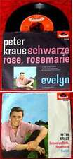 Single Peter Kraus: Schwarze Rose, Rosemarie