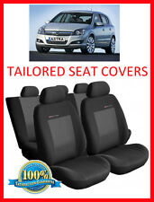 Tailored seat covers for VAUXHALL ASTRA H 2004-2009  full set - 3