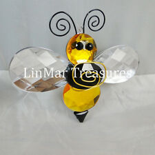 Ganz Crystal Expressions Bumble Bee Sun Catcher Ornament
