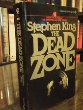 The Dead Zone - Stephen King - (1st Edition, 1980, Softcover)