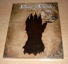 Prince of Persia - Collector's Edition - Strategy Guide ( Lösung Buch ) Neu OVP