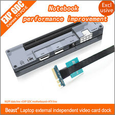 V8.0 EXP GDC Beast Laptop External Independent Video Card Dock NGFF Version NEW