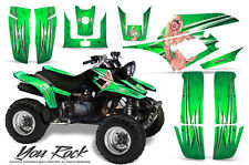 YAMAHA WARRIOR 350 GRAPHICS KIT CREATORX DECALS STICKERS YRG