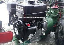 ROBIN Motor EX27 Umbausatz für IRUS U1200 Einachser,Schlepper mit HIRTH Motor