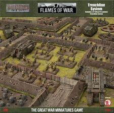 Battlefield in a Box: Trenchline System BB182 FREE SHIPPING