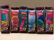 30 x Dreamworks Trolls chocolate bars Themed Party Bag Filler Gift Toy Loot