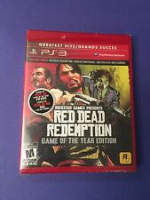 Red Dead Redemption *Game of the Year Edition* for PS3 NEW