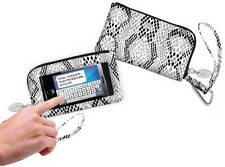 CELL PHONE WALLET SNAKE SKIN TOUCH SCREEN TEXTING CHRISTMAS BIRTHDAY GIFTS