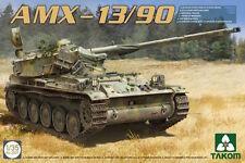 Takom 1/35 AMX-13 / 90 français Réservoir Lumière # 02037