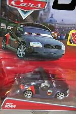 """DISNEY PIXAR CARS 2 """"OTTO BONN - MAX SCHNELL'S CREW CHIEF """" NEW IN PACKAGE,"""