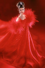 Ferrari Barbie Limited Edition Red Gown MIB