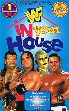 WWF In Your House 1/96 original WWE Wrestling VHS deutsche Version