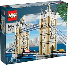 Lego en exclusiva/Exclusive - 10214 Tower Bridge-nuevo & OVP