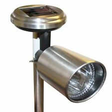 Stainless Steel Solar LED Spot Light Water resistance (IP44)